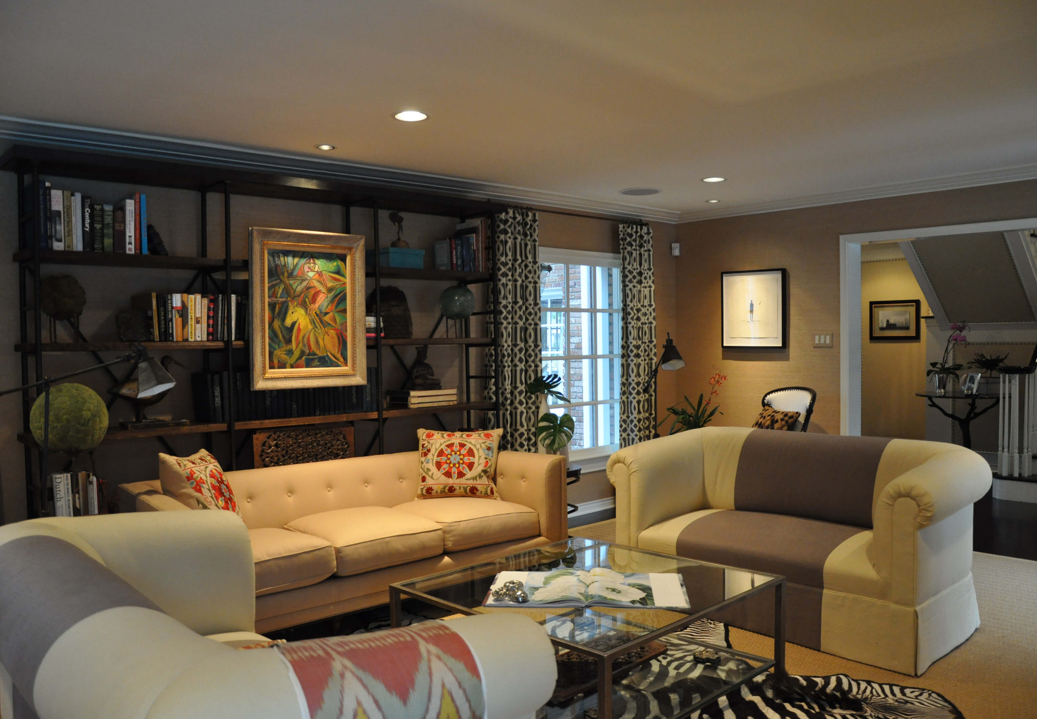 Kristin Mullen Designs Dallas TX Hart house
