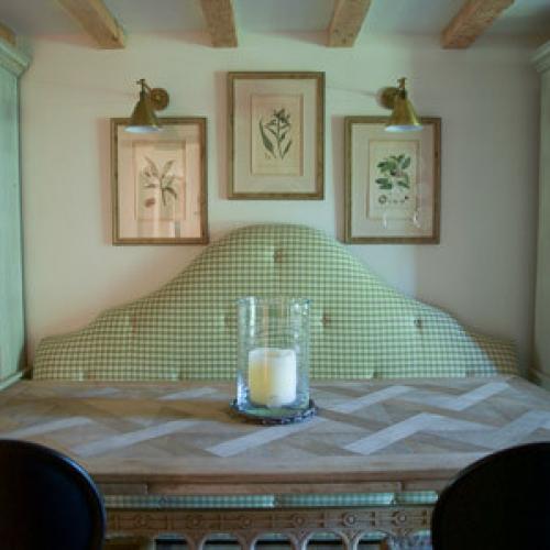 Kristin Mullen Designs Lister banquett