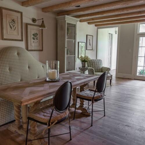 Kristin Mullen Designs Lister nook