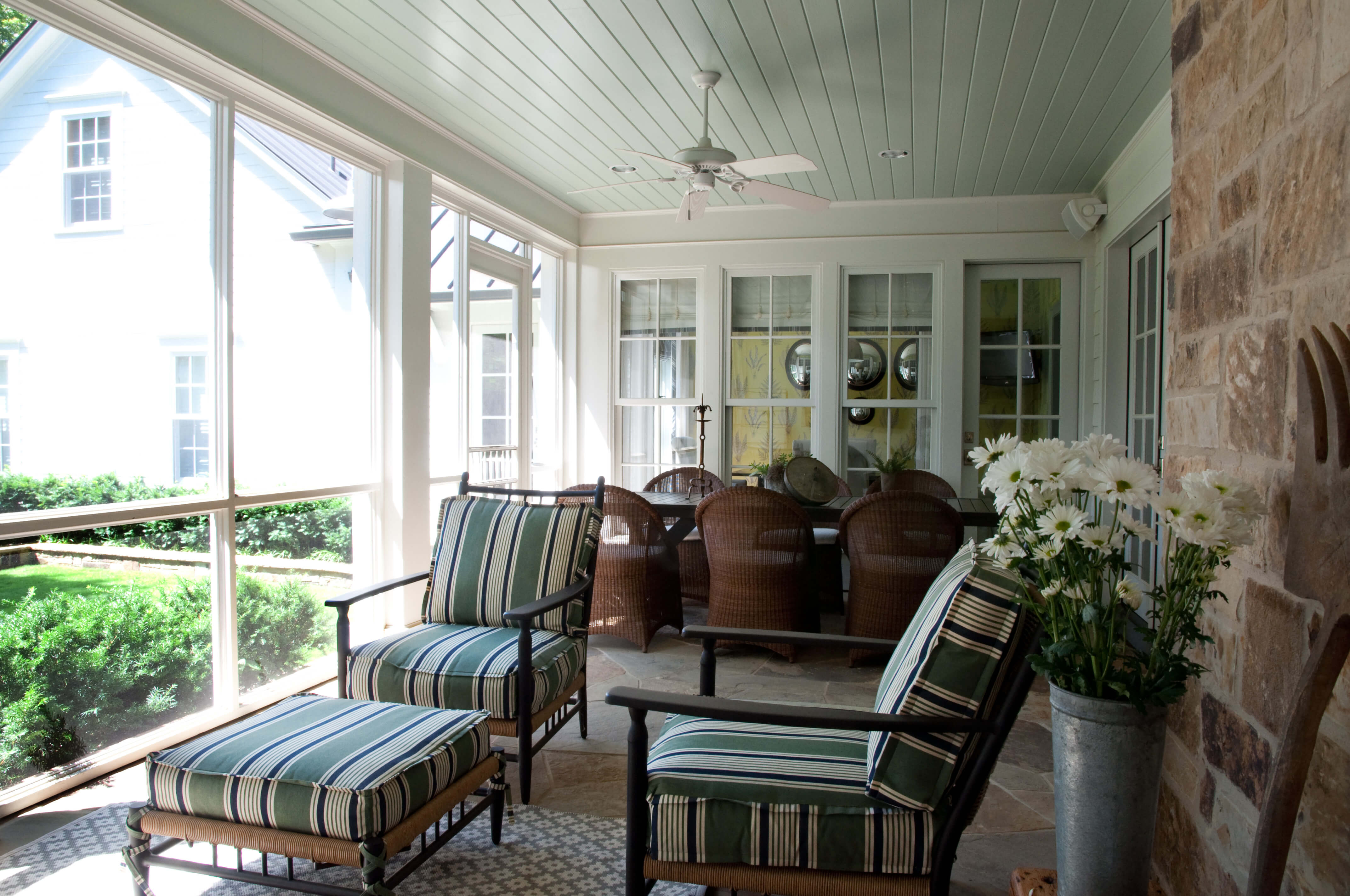 Kristin Mullen Designs Palmer porch