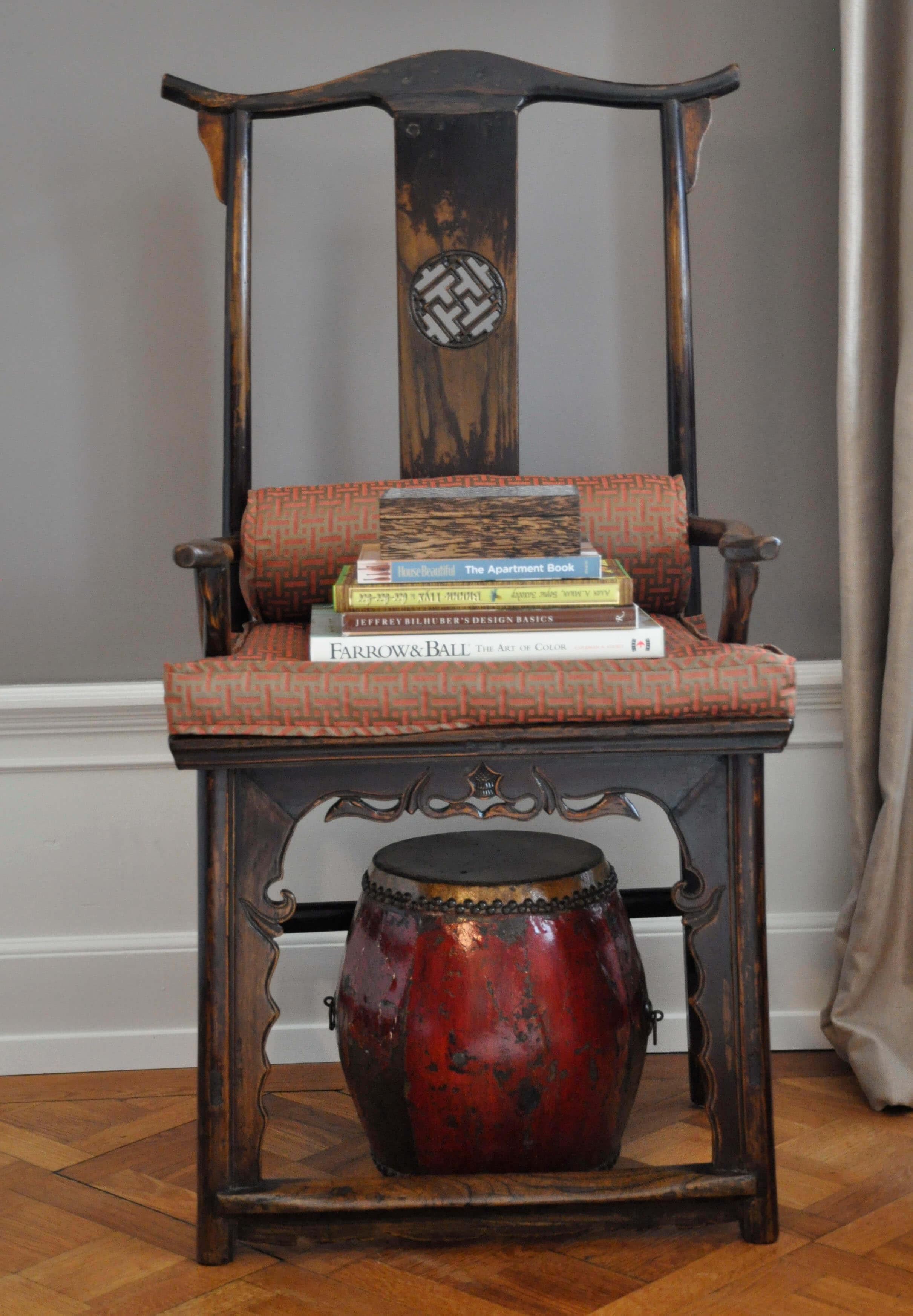 Kristin Mullen Designs Helen living room