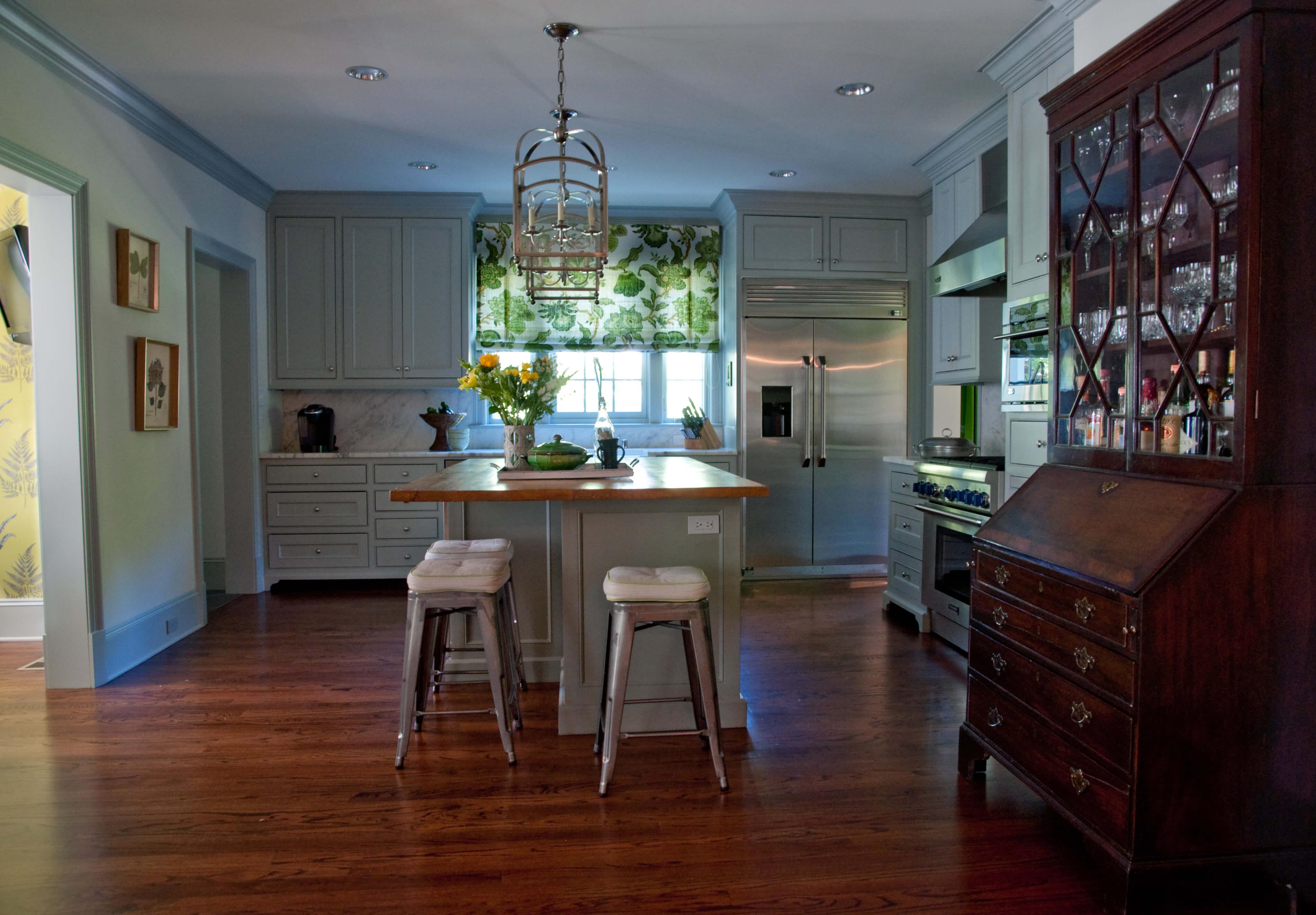 Kristin Mullen Designs Forest Hills kitchen